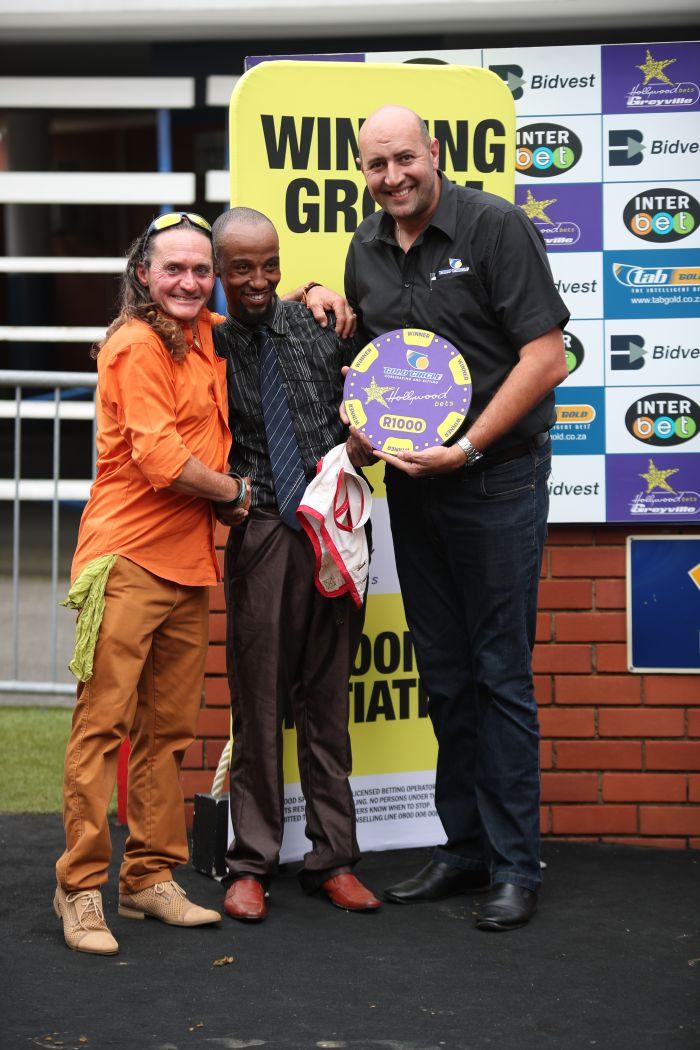 Grooms' Initiative Winners - 12th January 2020 - Race 8 - Akhona Thuthu - QUICK STAR