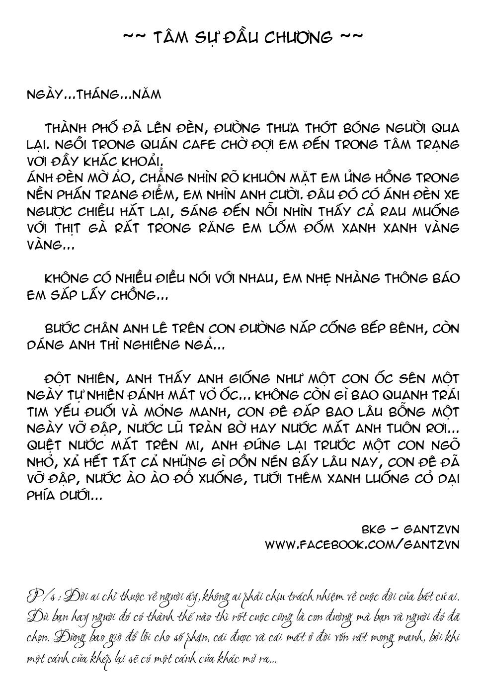 Gantz chap 345 trang 1