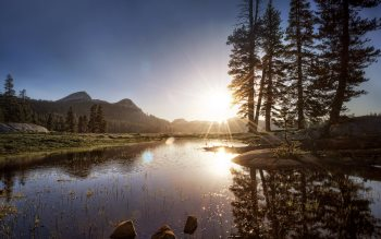 Wallpaper: The miracle from Yosemite