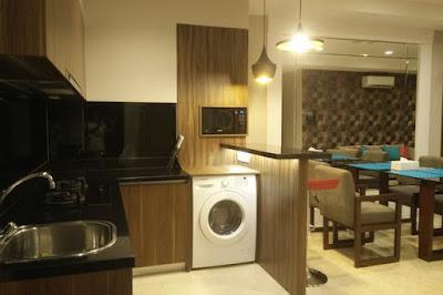 Desain ruang cuci