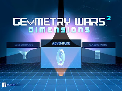 Download Game Android Gratis Geometry War 3 : Dimensions apk + obb