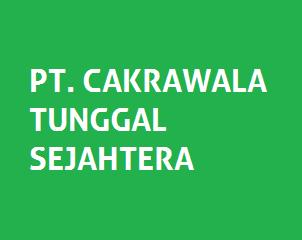 PT. CAKRAWALA TUNGGAL SEJAHTERA