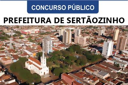 Concurso Prefeitura de Sertãozinho SP 2018