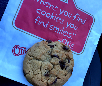 Otis Spunkmeyer Cookies at the Hampton Inn Beloit to put a smile on your face!