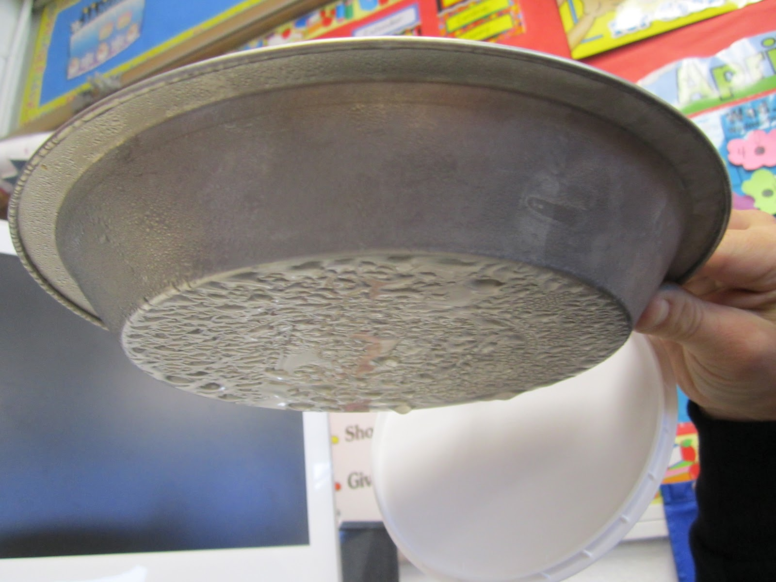 Mrs Cowen S First Grade Evaporation And Condensation