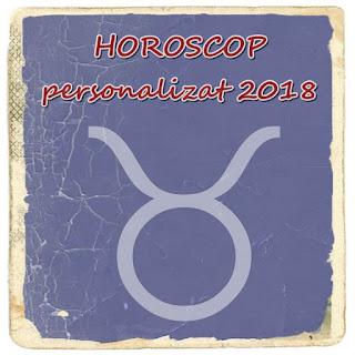 TAUR HOROSCOP personalizat 2018 data nasterii 1990