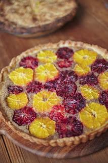 Big Sur Bakery Citrus Marmalade Tart