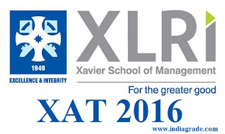 XAT 2016 Registration Form