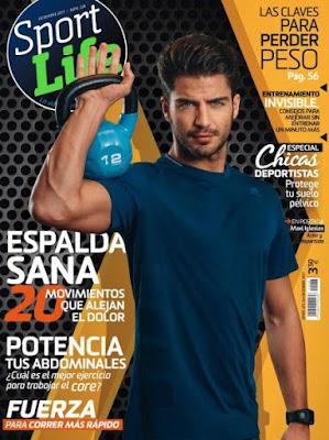 Revista Sport Life España Diciembre 2017