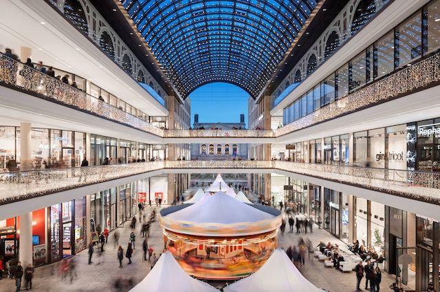 Shopping LP12 - Mall of Berlin