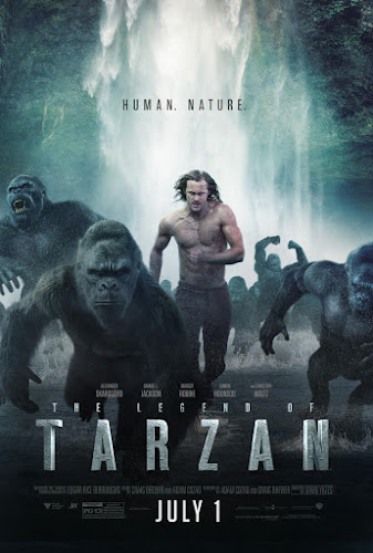 The Legend of Tarzan (HDRip 720p Ingles Subtitulada) (2016)