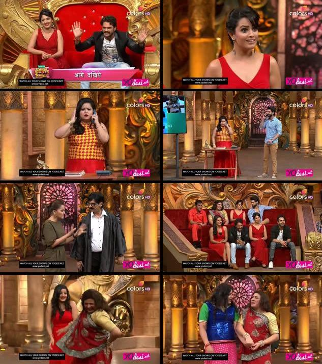 Comedy Nights Bachao 28 August 2016 HDTV 480p