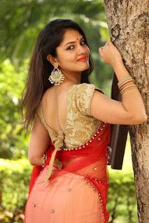 Gayathri Suresh at Hero Heroine Movie Teaser Launch