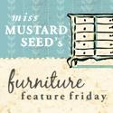 Furniture Feature Fridays