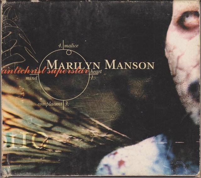 'Antichrist Superstar': El disco con el que Marilyn Manson se convirtió en la amenaza
