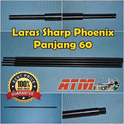 Laras Senapan Angin Sharp Phoenix OD 13-60