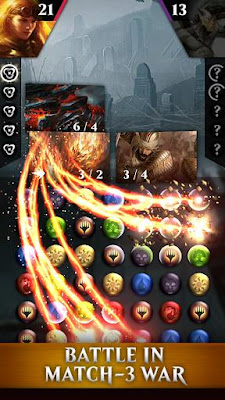Magic Puzzle Quest 1.2.2.6649 Game For Android Terbaru 2016