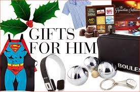 Top Christmas Gifts For Men