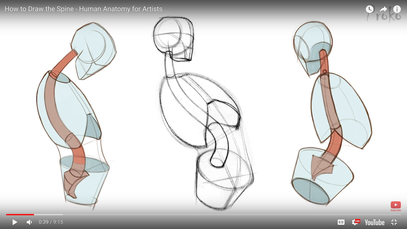 Kreated by Krause: Studying Human Anatomy with Stan Prokopenko ...