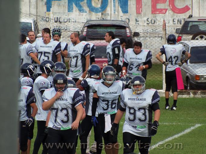 Mustangs futebol americano