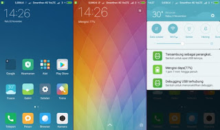 Flash Custom ROM MIUI 8 Global Stable Untuk Andromax A Tanpa PC