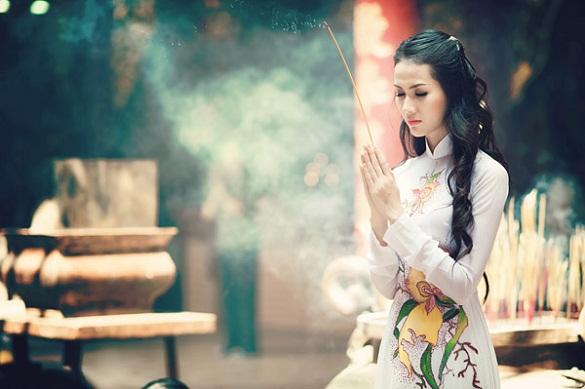 truyền thống đi lễ chùa đầu năm của người Việt