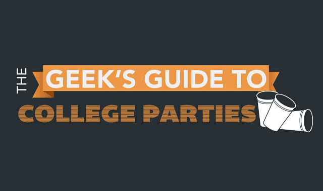 Image: The Geek's Guide to College Parties