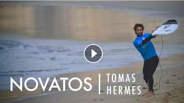 NOVATOS Os novos brasileiros da elite em 2018 Tomas Hermes