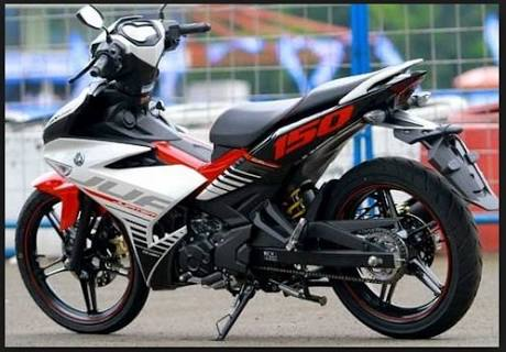 Pasar Motor Bebek 150 cc Yamaha MX King Masih Diminati Masyarakat