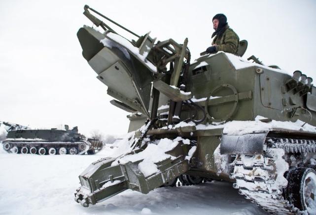 Россию заподозрили в подготовке к большой войне