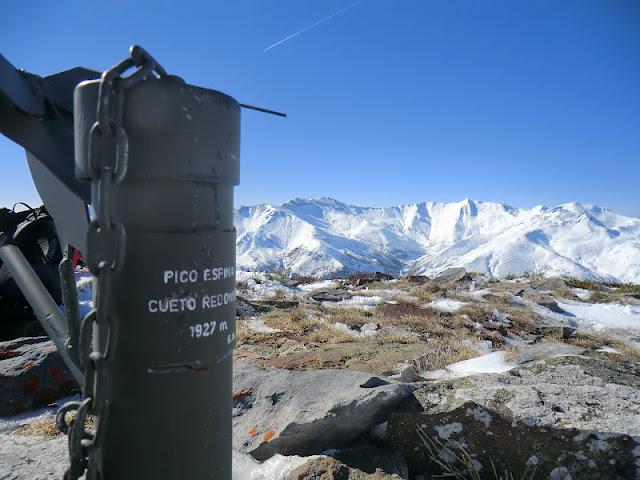 Cumbre de Pico Espina