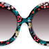 HotBuys - Floral Printed Sunglasses - Released