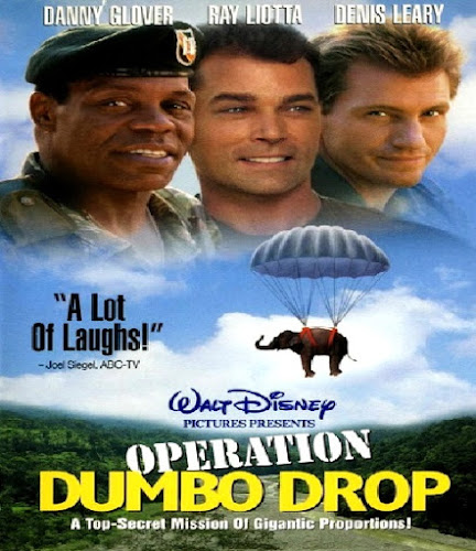 Operation Dumbo Drop ยุทธการช้างลอยฟ้า