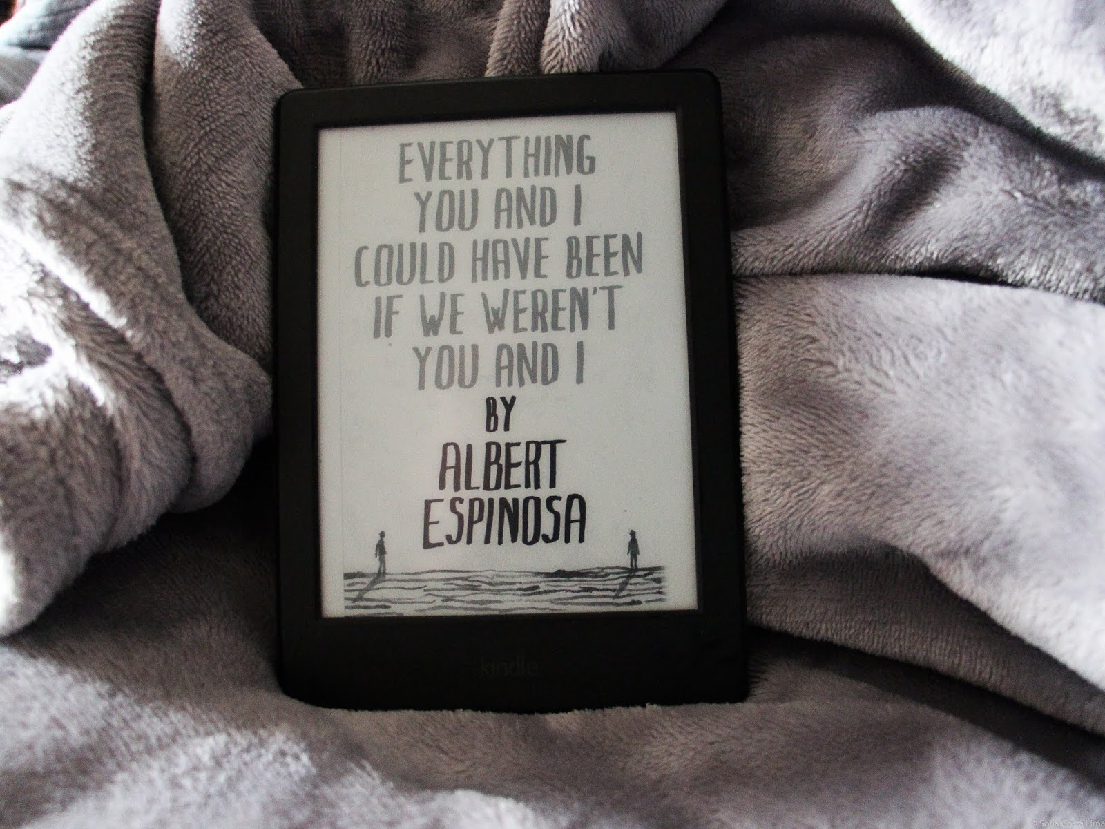 everything you and i could have been - albert espinosa