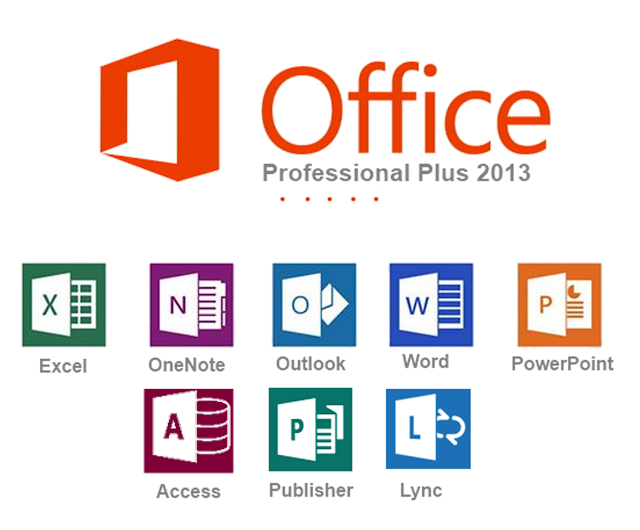 Microsoft Office 2013 SP1 Professional Plus