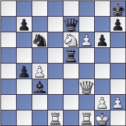 Partida de ajedrez Joaquim Travesset vs. Pedro Cherta después de 30.f6