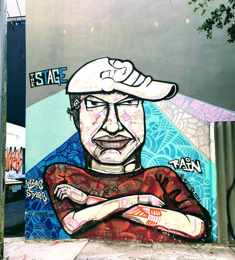 Miles Morales Graffiti Tag