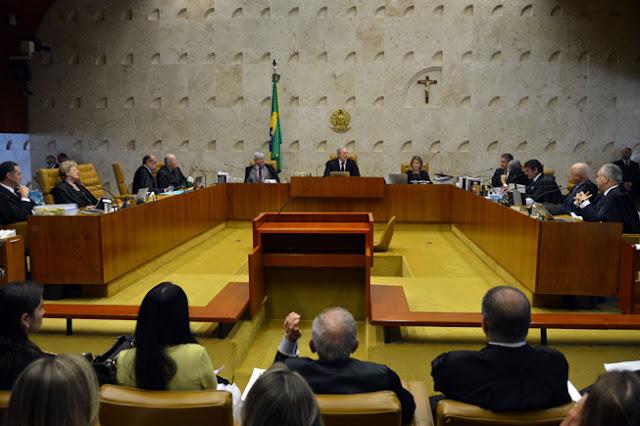 Maioria do STF rejeita pedido para suspender votação do impeachment