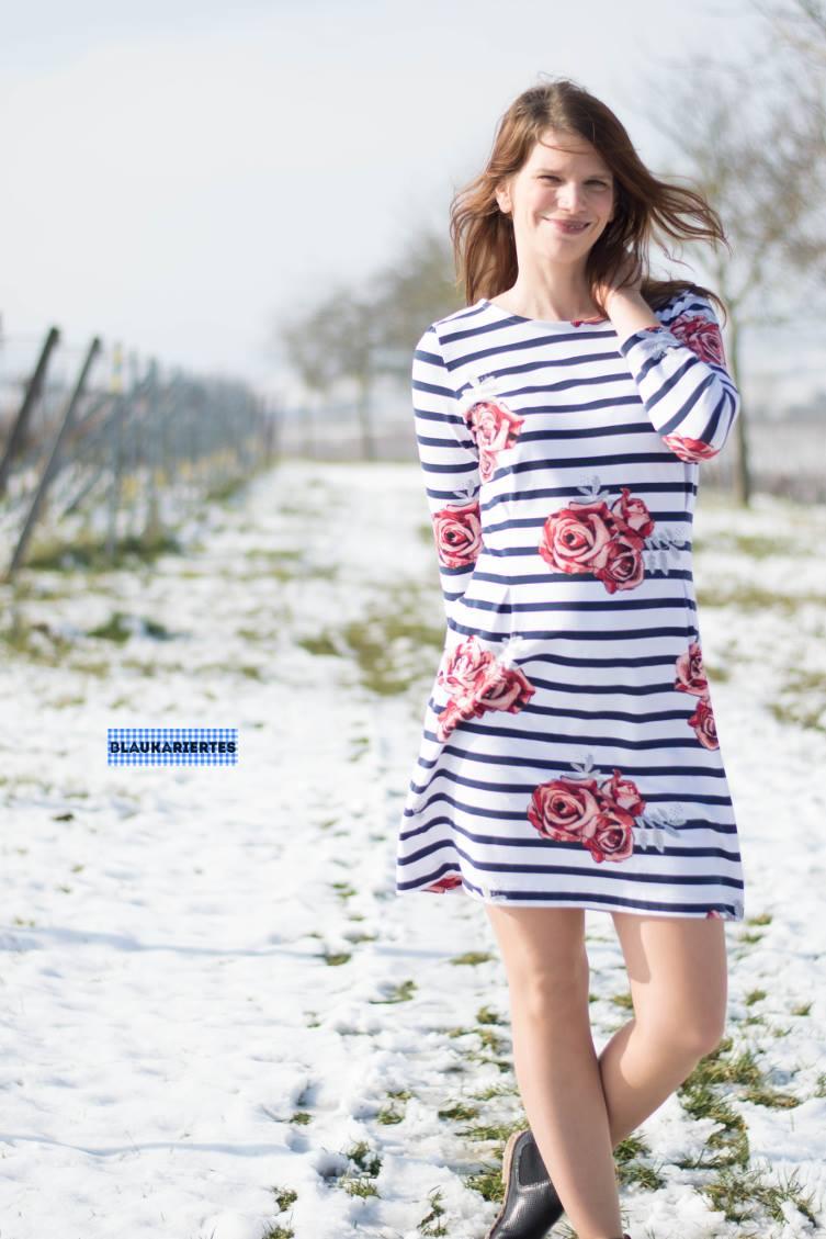 Lillestoff: Neues Schnittmuster - Kleid Syys