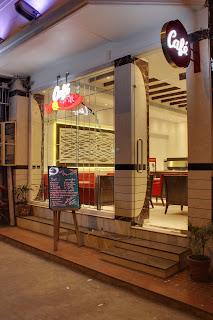 brownie cafe hotel grand godwin delhi