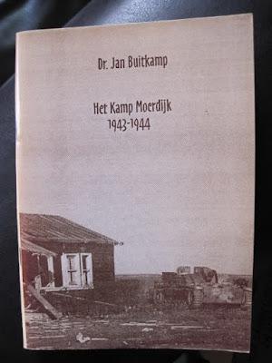 Boek over kamp Moerdijk