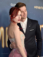 Bella Thorne looks stunnign in a designer gown at the Premiere of Midnight Sun ~  Exclusive Galleries 004.jpg