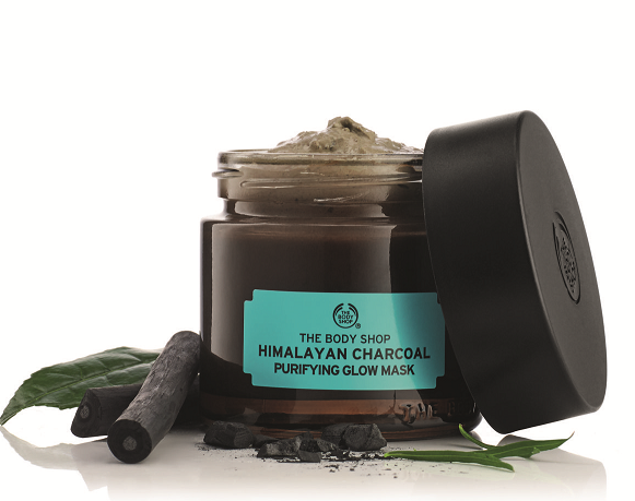 Himalayan Charcoal Purifying Glow Mask 75 ml by The Body Shop