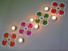 rangoli patterns border