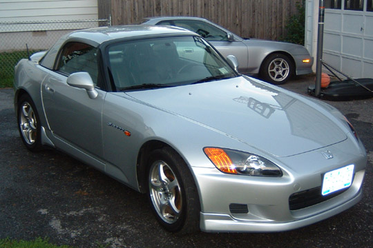 Sports Car Honda S2000 Hardtop Oem Pictures