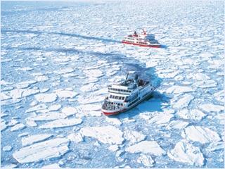 ล่องเรือตัดน้ำแข็งออโรร่า (Sightseeing Icebreaker Aurora)