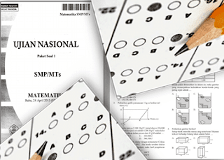 Soal Try Out (TO) Ujian Nasional SMP/MTs
