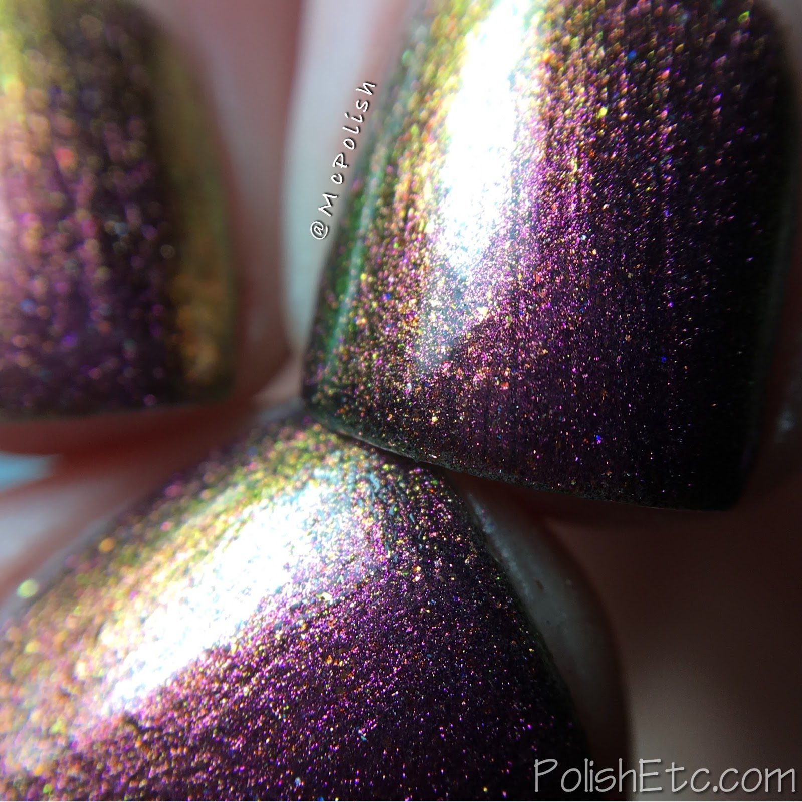 Ellagee - Throne Shippers Collection - McPolish - Greyssandei