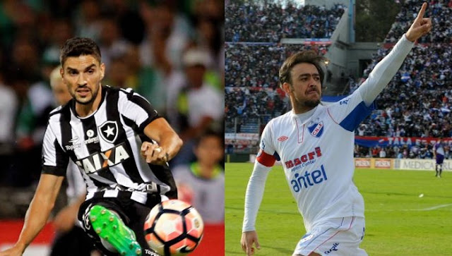 Ver en vivo Botafogo vs Nacional Copa Libertadores