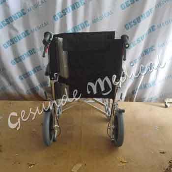 agen kursi roda dengan rem